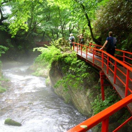 Iwate's Ryusendo Cave