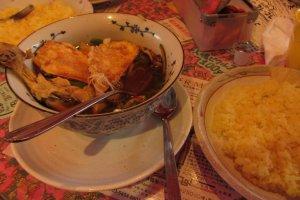 Sup kari ayam