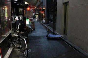 <p>Yakitori Alley&nbsp;</p>