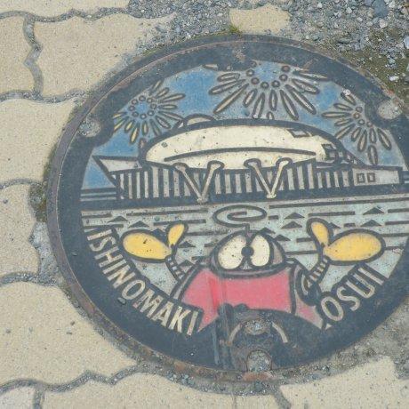 Ở Tohoku, nghệ thuật nằm ngay dưới chân bạn