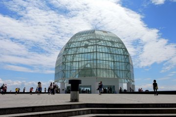 <p>Tokyo Sea Life Park is situated in the park</p>