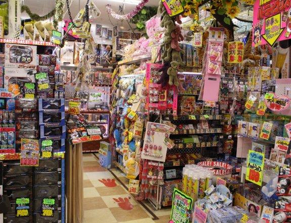 驚安殿堂(ドン.キホーテ),日本多樣化店舖
