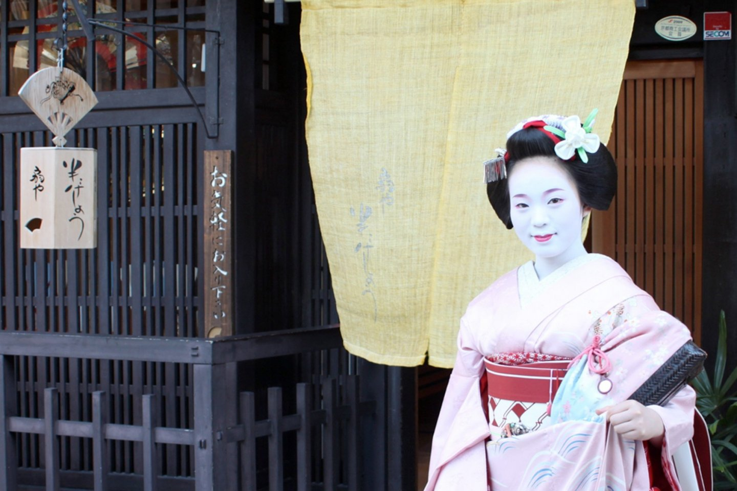 Be entranced by ancient traditions and beauty in this historic kyoto townhouse