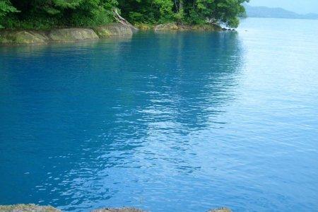 ทะเลสาบทะซะวะในอะคิตะ