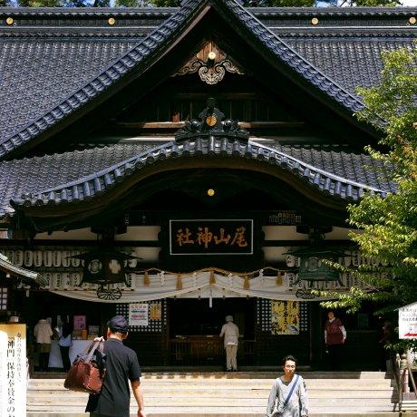 Oyama Shrine of Kanazawa