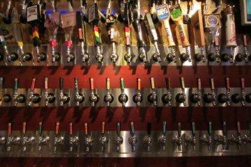 Popeye Beer Club, Ryogoku