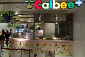 Calbee shop