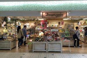 Ghibli shop