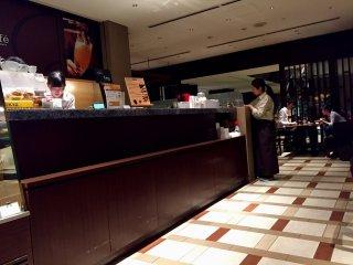 Интерьер кафе