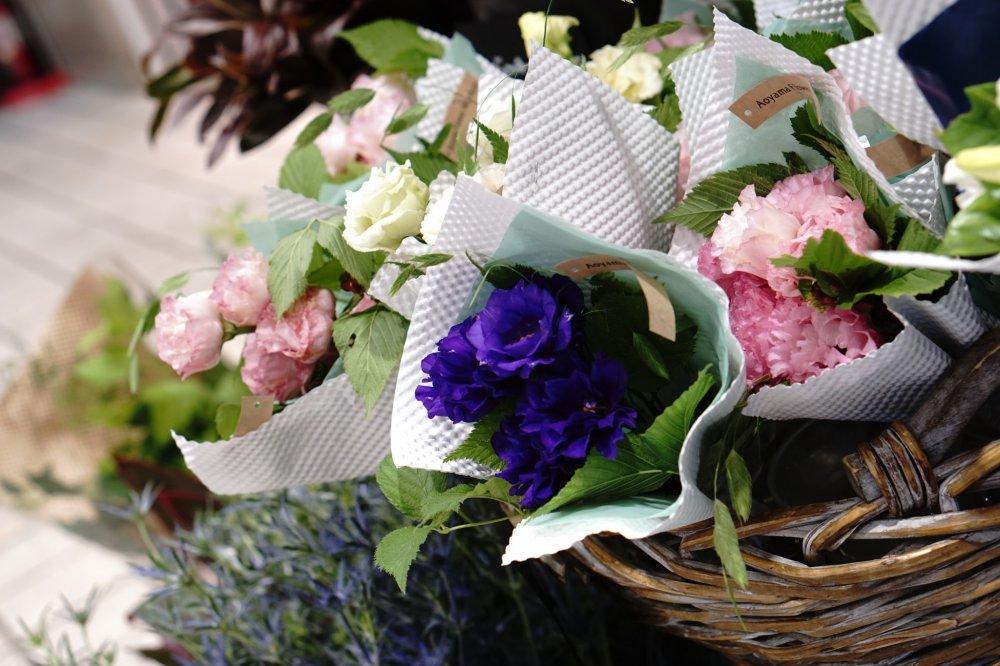 """Memiliki motto """" Live with Flower"""" dan tersebar hampir di seluruh penjuru Tokyo"""
