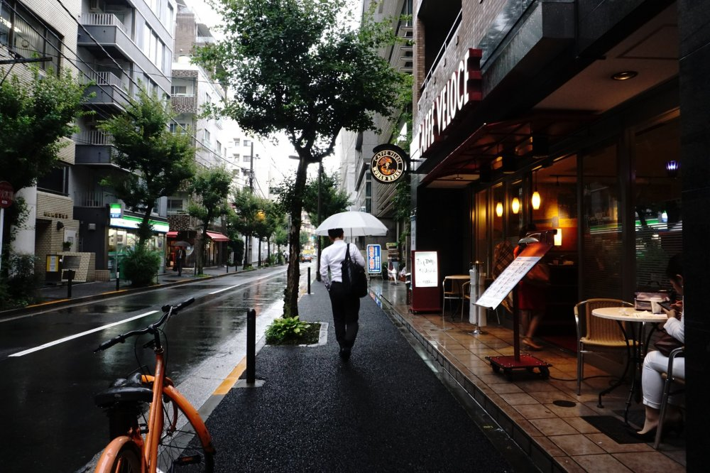 Cafe Veloce Japan Menu