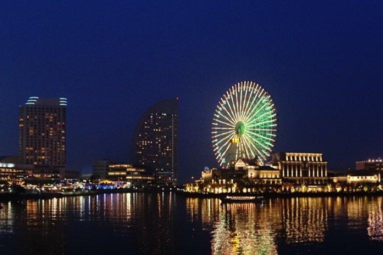 Gemerlap Malam Yokohama
