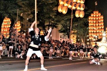 Akita Kanto Lantern Festival