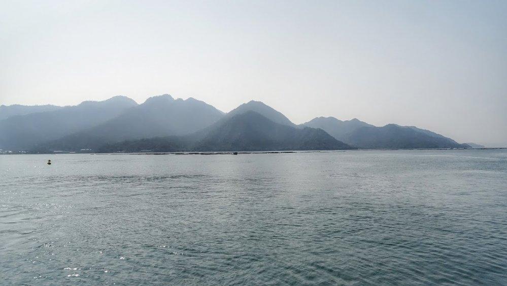 เกาะต่างๆในทะเลในเซะโตะ (Seto Inland Sea)