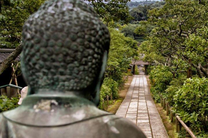 Tokei-ji, the Divorce Temple