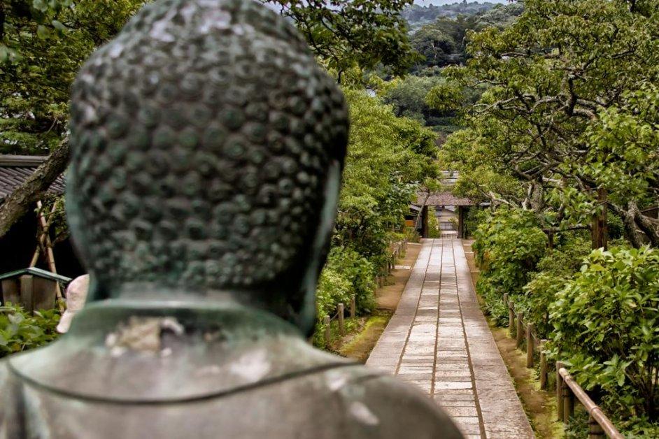 Tokeiji Temple