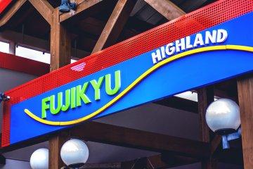 Enigmes et hôpital hanté à Fuji-Q
