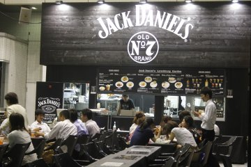 <p>Jack Daniel&#39;s, a popular bar open late at night.&nbsp;</p>