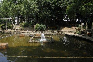 <p>Part of the adventure park for children.&nbsp;</p>