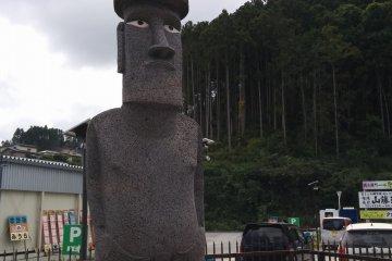 The Moai of Minamisanriku
