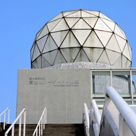 Mount Fuji Radar Dome Museum