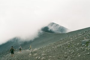 후지산 풍경