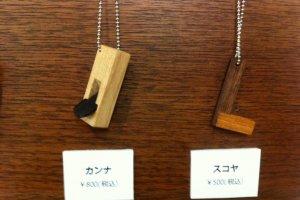 souvenir items