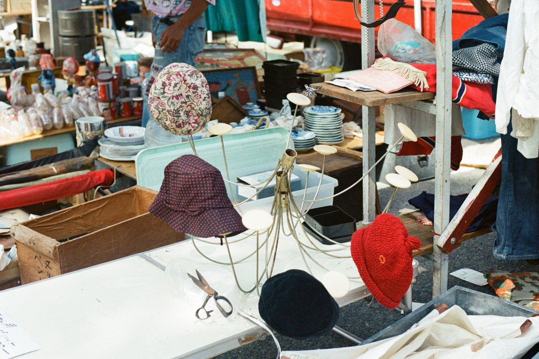 모자와 샹들리에
