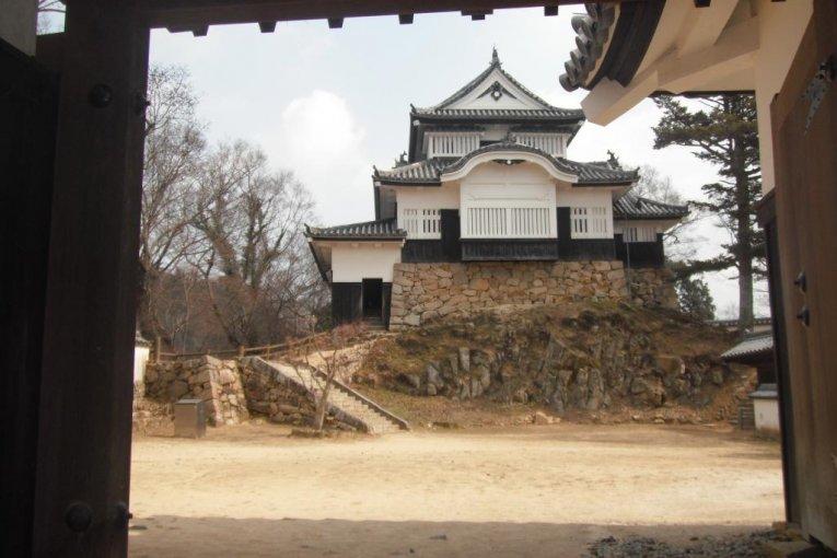 Kastil Matsuyama Bitchū