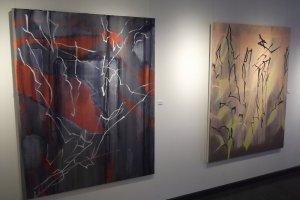 Paintings by Miyashita Keisuke