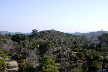 Pagoda at Chikirinji