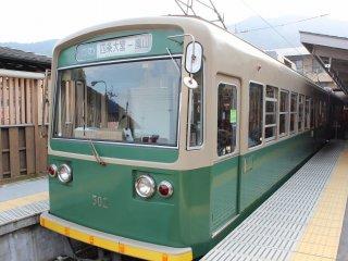 Есть несколько типов трамваев Рандэн