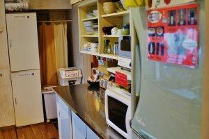 L'autre partie de la cuisine