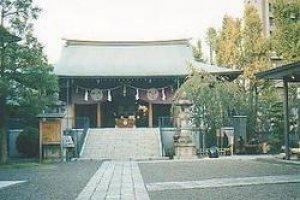 Katori Shrine (香取神社)