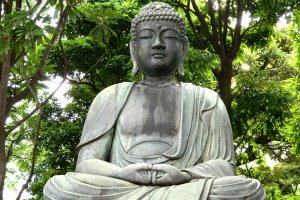 Buddhism continues to influence the way Japanese people think about the environment