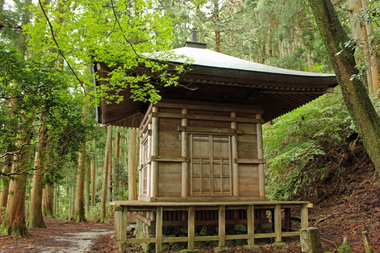 The Kakure-to Hideout Pagoda