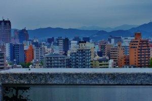 Hier et aujourd'hui : la reconstruction d'Hiroshima