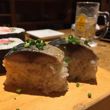 Itamae Sushi на Роппонги