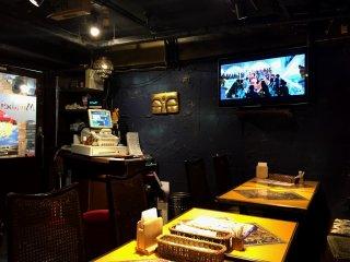 Атмосфера ресторана
