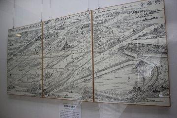 <p>Рисунки древней Нары</p>
