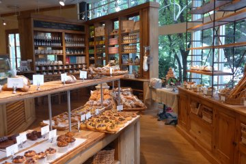 Break Bread at Le Pain Quotidien