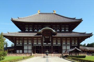 Храмы Нары, которых нет на карте