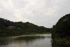 المنظر من على جشر الكانشينباشي