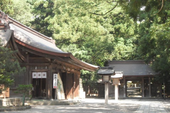 Oyama Jinja Iwakuraji