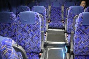 Автобус из Токио в Нагою