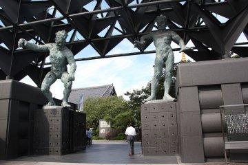 Храм Иссин-дзи в Осаке