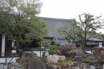 <p>Небольшой японский садик</p>