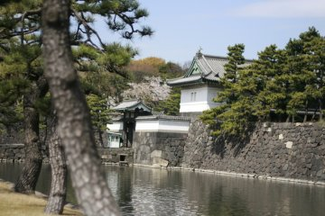 Imperial Palace di Tokyo