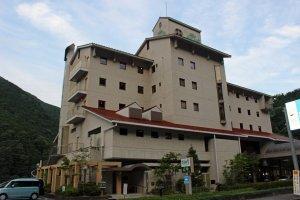 The Sugi no Yu Hotel