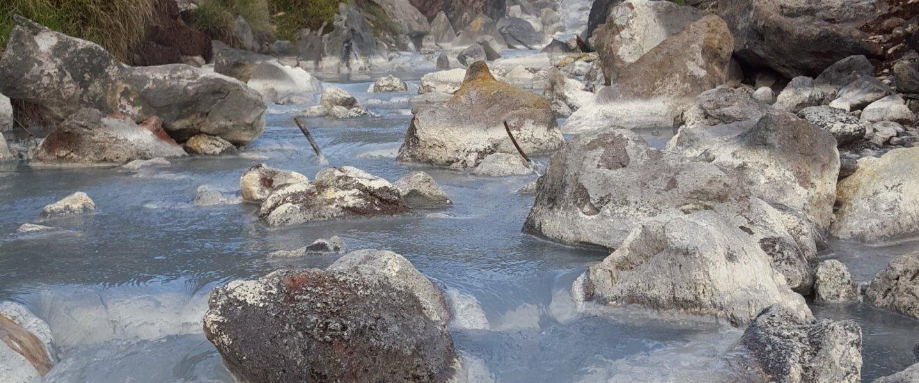 La rivière chaude